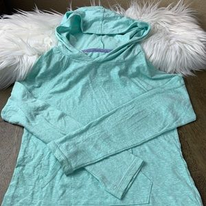 SO Hooded Tee with Front Pocket